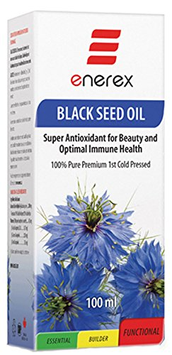 Black Seed Oil (100ml) by Enerex