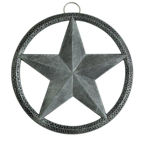 Star Trivet (Old Dutch Round Star Trivet, 8-Inch, Antique Pewter)