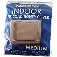 Medium Indoor Quilted Air Conditioner Cover (Fits A/C 15-17 X 22-25 Wide)
