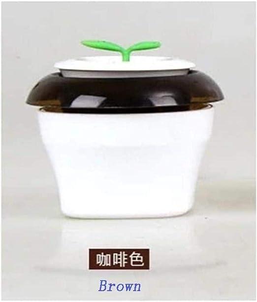 HongLianRiven Cama de Viaje Coche purificador de Aire de esterilización y la eliminación de formaldehído y USB Olor energía del Coche de carbón Activado Purificación Artefacto 5-19 (Color : 1): Amazon.es: Hogar