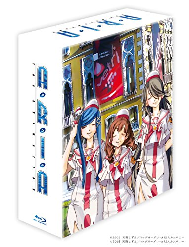 Animation - Aria The Animation Blu-Ray Box (3BDS) [Japan BD] SHBR-335