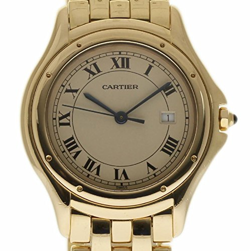 Cougars Womens Watch (Cartier Cougar swiss-quartz womens Watch (Certified Pre-owned))