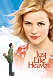 Just Like Heaven Movie Poster (27 x 40 Inches - 69cm x 102cm) (2005) Style F -(Reese Witherspoon)(Mark Ruffalo)(Donal Logue)(Dina Spybey)(Ben Shenkman)(Jon Heder)