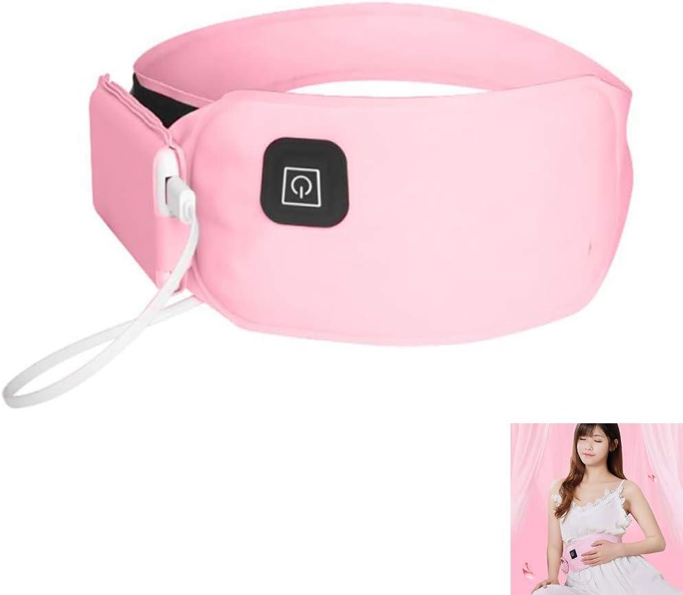 R/ückenw/ärmer G/ürtel Heizung Tailleng/ürtel mit Ferninfrarot-Wrap-Therapie 1 St/ück Frauen sichere hei/ße Therapien Schmerzlinderung f/ür abdominelle Menstruationsbeschwerden,tragbar,USB,einstellbar