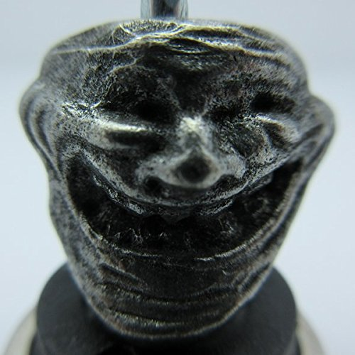 - Jig Pro Shop Paracord/Lanyard Bead in Pewter by Marco Magallona (Troll Face)
