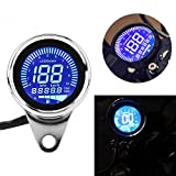 Daphot-Store - 2018 Universal LCD Digital Odometer Speedometer Tachometer indicator Motorcycle Scooter Golf Carts ATV