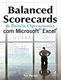 Balanced Scorecards & Painéis Operacionais com Microsoft Excel