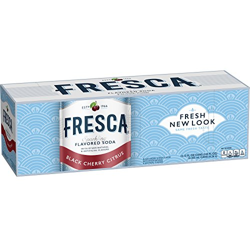 Fresca Blackcherry Citrus, 12 fl oz, 12 Pack