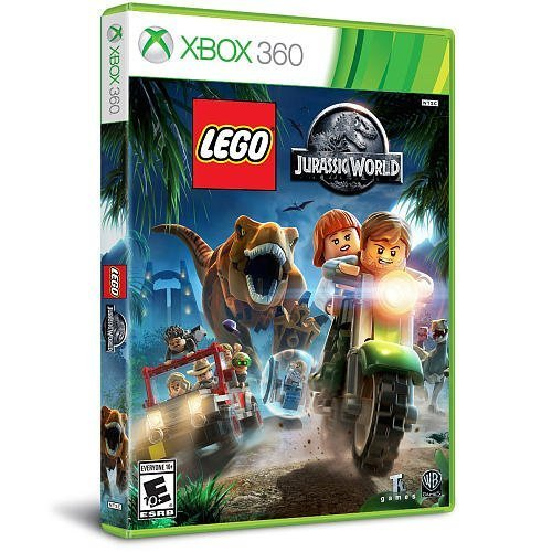 LEGO Jurassic World for Xbox 360