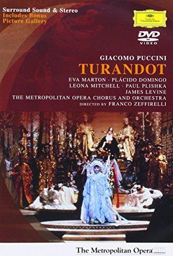 (Puccini: Turandot at the Metropolitan Opera)