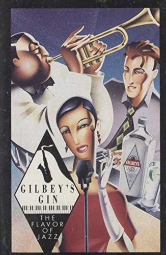 Gilbey's Gin - The Flavor of Jazz Cassette ()