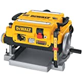 Best Thickness Planers - DEWALT DW735 13-Inch, Two Speed Thickness Planer Review