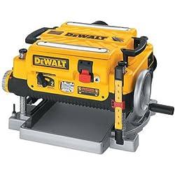 DEWALT DW735 Planer - Best for Larger Materials