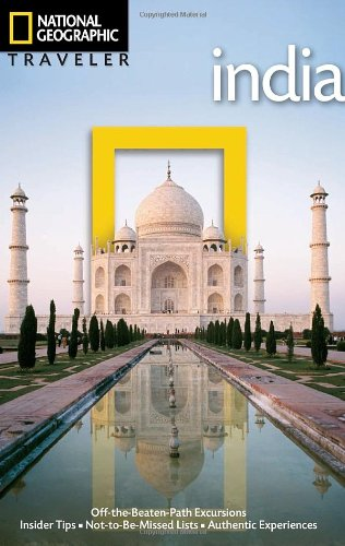National Geographic Traveler: India, 3rd Edition