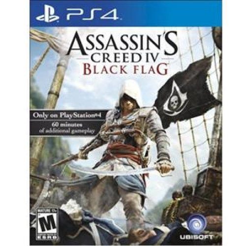 UBISOFT Assassin's Creed IV: Black Flag Action/Adventure Game - PlayStation 4 / 35811 /