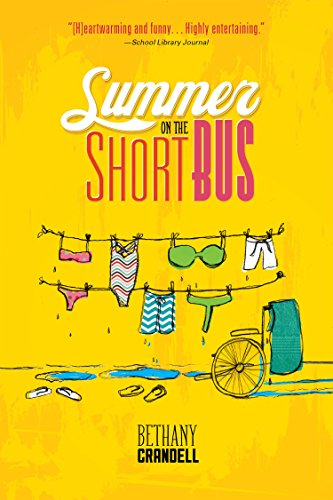 Summer on the Short Bus by [Crandell, Bethany]