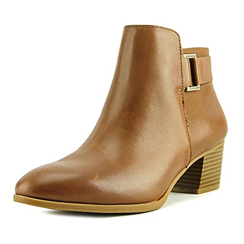 Ankle Boots Adisonn Fashion Closed Toe Leather Alfani Womens Cognac AWPfqSXWgw