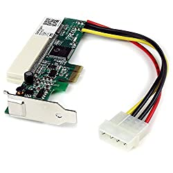 Startech.com Pci Express To Pci Adapter Card (Pex1pci1)