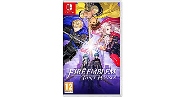 Fire Emblem: Three Houses - Nintendo Switch [Importación italiana]: Amazon.es: Videojuegos