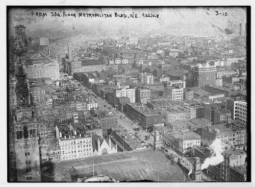Photo :ビューから33rd床のMet。建物、n.e.、ニューヨーク、NY、1908、 B0083VKOLI