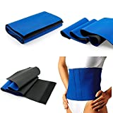 Waist Trimmer Exercise Wrap Belt Slimming Burn Fat Sweat Weight Loss Body Shaper by Ministry of Warehouse