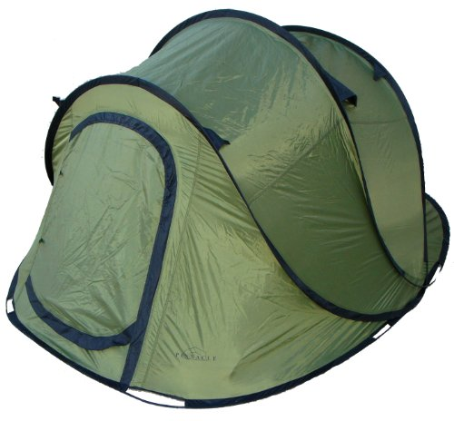 Pinnacle Tents Pop Up Camping Tent – 2 Person Review