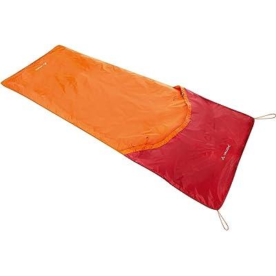 VAUDE 10333 Biwak I - Cubierta para Saco de Dormir Individual, Color Naranja
