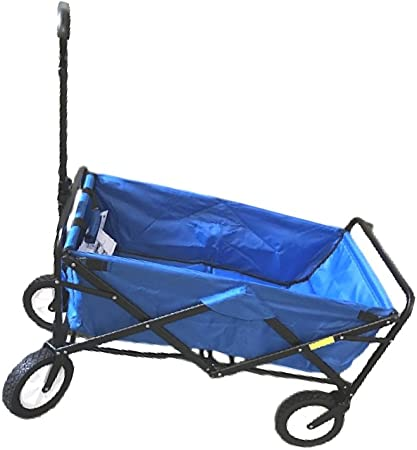 Weather Proof Heavy Duty Wagon Chariot Barbecue Housse
