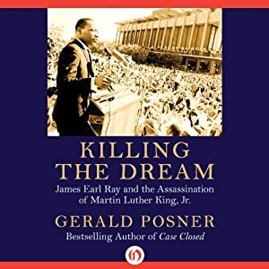 Killing the Dream Audiobook