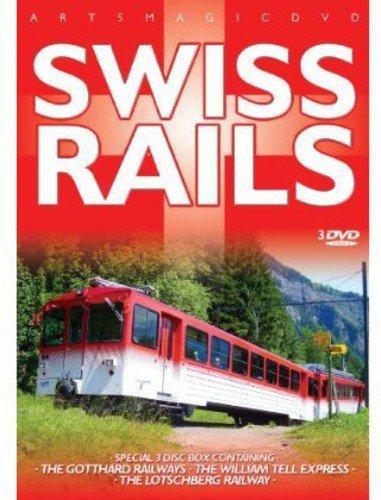 - Swiss Rails (3 DVD)