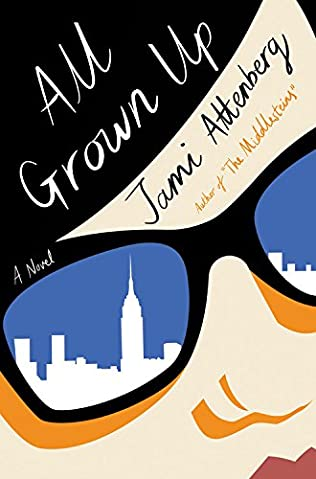 book cover of All Grown Up