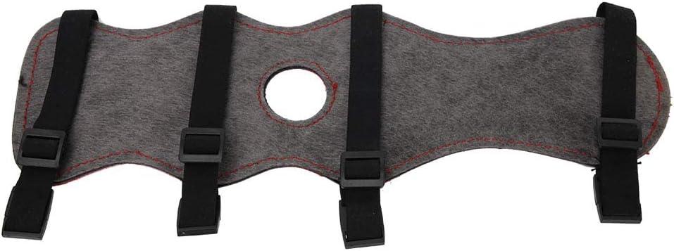 Zer one Bogenschie/ßen Armschutz Verstellbarer Nylon Bogenschie/ßen Armschutz Sicherer Schutz Bogenschie/ßen Armschutz