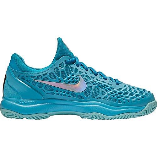 オセアニア伝染性水族館(ナイキ) Nike レディース テニス シューズ?靴 Nike Zoom Cage 3 Tennis Shoes [並行輸入品]