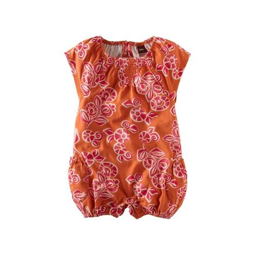 Tea Collection Baby Girls' Sanur Floral Romper