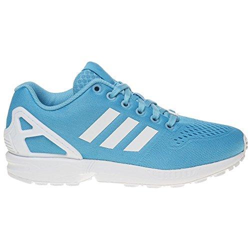 Blue Uomo Adidas Em Zx Flux Sneaker WRxXqSgX