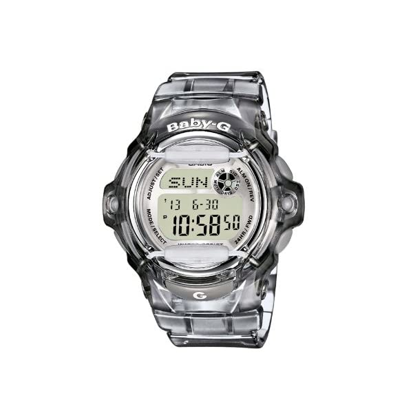 51aGBgN8dgL. SS600  - Baby-G Ladies Watches Baby-G 200M BG-169R-8DR - WW