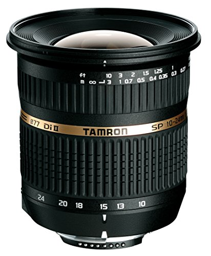 Tamron AF 10-24mm f/3.5-4.5 SP Di II LD Aspherical (IF) Lens for Pentax DSLR B001P (International Model) No - Is Shipping What L Standard Int