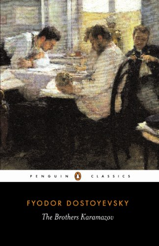 The Brothers Karamazov: A Novel in Four Parts and an Epilogue (Penguin Classics)