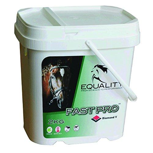 EQUALITY Fast Pro 2 kg - Per l'apparato digerente e intestinale del cavallo