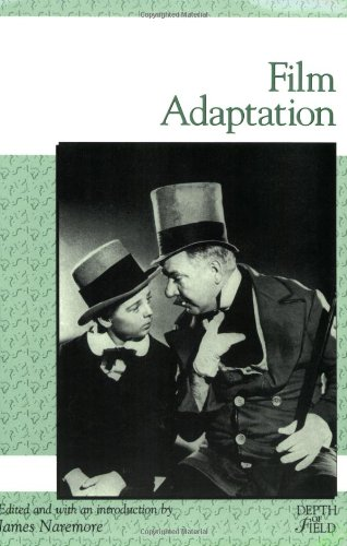 Film Adaptation (Rutgers Depth of Field Series)