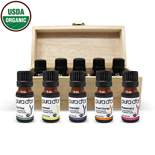 100 organic essential oils - 9