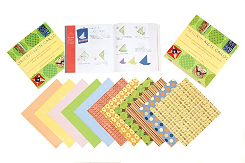 Origami Note Cards Kit (Malls Simons Christmas)