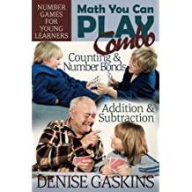 Math You Can Play Combo: Number Games for Young Learners