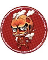 Great Eastern Entertainment Attack On Titan SD Button, 1.25""