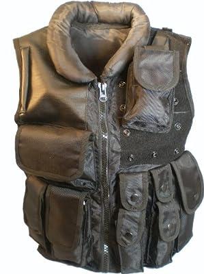 Police Military Swat Entry Law Enforcement Assault Utility Vest Chest Vest