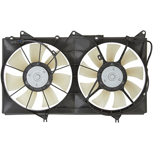 Spectra Premium CF20046 Dual Radiator Fan Assembly