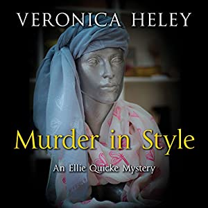 Murder in Style Audiobook