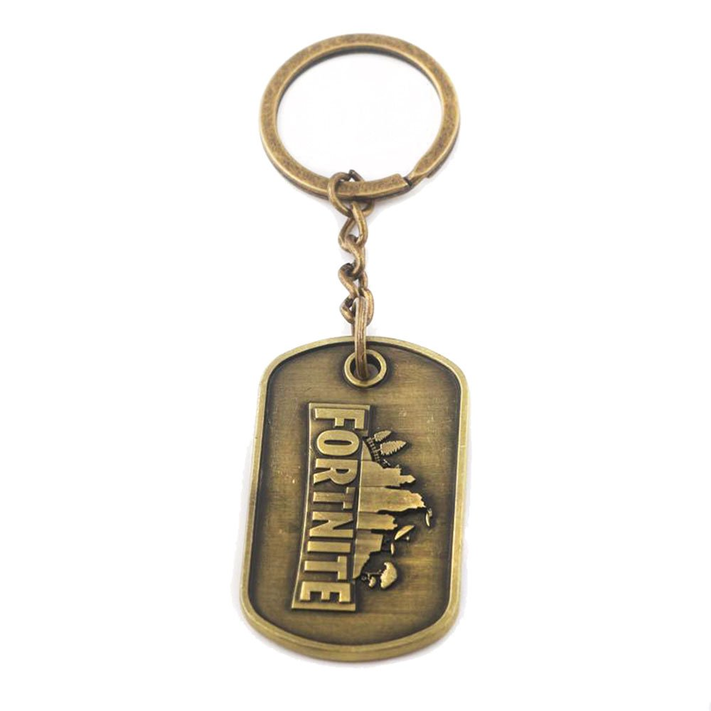 Dolovely Battle Royale Game Necklace Stainless Steel Dog Tag Pendant Necklace