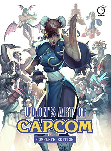 UDON's Art of Capcom: Complete Edition by Udon Entertainment