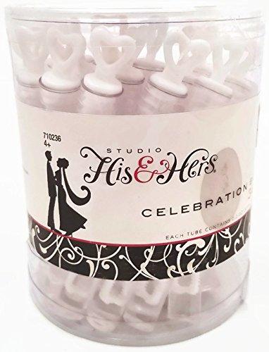 Filled Celebration Wedding Bubbles BUBBLES product image